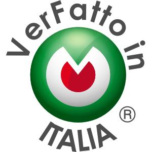 Si tratta della O del logo ITALIANS DO IT con introno la scritta VerFatto in Italia nonchè l'indicazione sul copyright relativa alla O come marchio registrato.