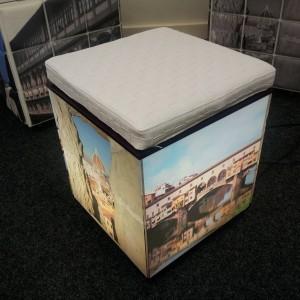 Bauletto Portagiochi BienBox Plexiglass
