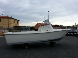 Linea Shark 20 Open Fish