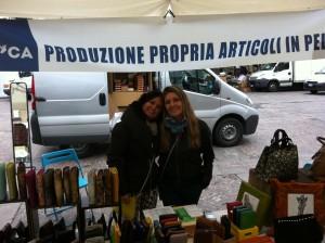 Barbara Giustiniani e Tania Lucchesi - UNICA Bags