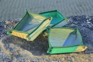 Bolina Sail - Tris porta oggetti in laminato kevlar e tessuto per spinnaker